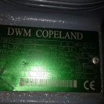 Compresor copeland