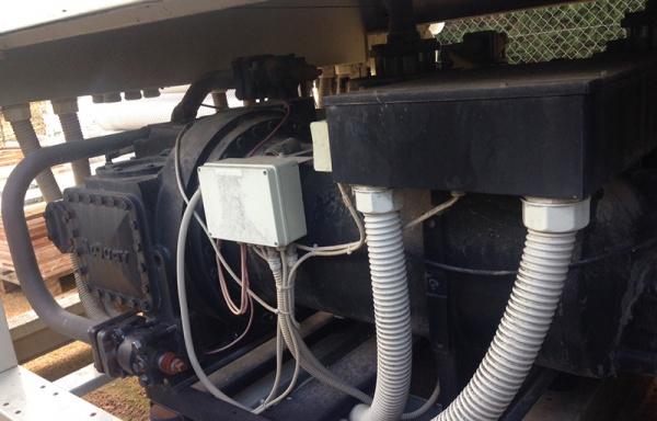 Compresor tornillo MCQUAY