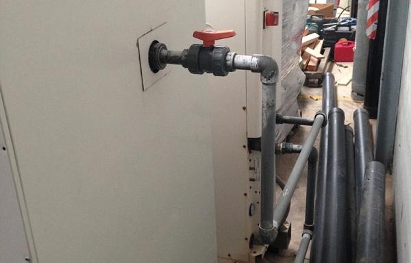 Enfriadora de agua Airwell