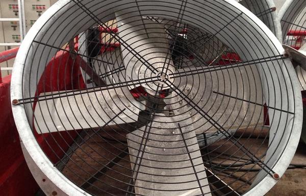 Moto ventilador