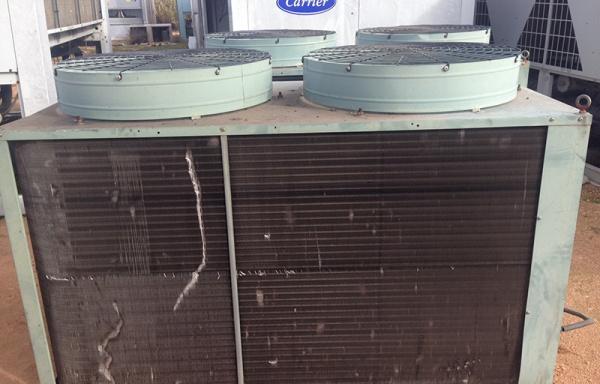 Condensadores refrigeración 40 kw – ¡ Semi Nuevo!